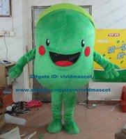 big green beans - Babyish Green Bean Mung Bean Green Bean Green Gram Mascot Costume Cartoon Character Mascotte Adult Big Mouth NO Free Ship
