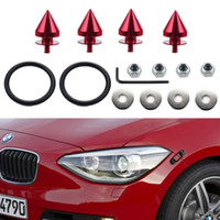 aluminum jeep bumpers - Aluminum Alloy Quick Release Fasteners Car Bumpers Trunk Fender Hatch Lids Kit Bumper Quick Release Fastener For Car