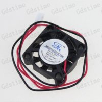 Wholesale 2 Pieces V Volt mm mm x25x7mm Small Micro Blushless DC Cooling Fan cooling fan for xbox