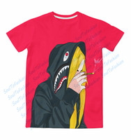 ape t - Real USA Size custom made Ape Girl Fashion D Sublimation print T shirt