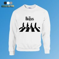 beatles sweatshirt hoodie - kinds design ROCK Band Musci The Beatles sweatshirt hoodies casual fashion jacket clothing cotton