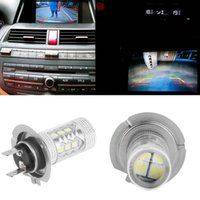 Wholesale New Big Promotion H7 W High Power LED Car Auto Driving Fog Tail Headlight Light Lamp Bulb White V hot selling