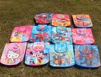 Wholesale 2016 favorite Frozen The Avengers CARS spiderman cartoon mix Drawstring bag Backpacks flip Bags Casual Backpacks children bag