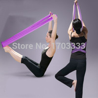 Wholesale m Yoga Pilates Stretch Resistance Gym Exercise Workout Band