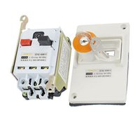 ac motor protection - DZ162 AC V A P Motor Protection Circuit Breaker w Key