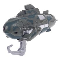 Wholesale FUN MAKER E Mini CH Radio Control R C Submarine Camouflage