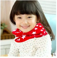 baby terms - Scarf cotton baby bib children babies pre term warm scarf collar joker children qiu dong collar bag mail