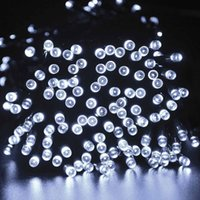 Wholesale USA M LED Solar Powered Operated String Fairy Lights String Light XMAS Christmas Party Wedding Garden Decoration