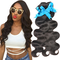 best virgin hair companies - Luxy Hair Company Unprocessed Human Hair Extensions Body Wave Best Quality Virgin Brazilian Peruvian Malaysian Indian Cambodian Hair