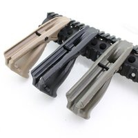 Wholesale New Drss Mako FAB stock Black VTS Versatile Tactical Support Handstop Foregrip PTK Stealth Black Foregrip Grip BK A hunting accessories