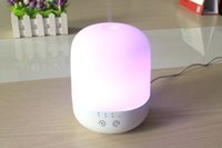 Wholesale 300ml New Essential Oil Diffuser Portable Cool Mist Aroma Humidifier Ultrasonic Aromatherapy And Waterless Auto off w ST A