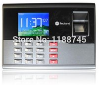 Wholesale Commercial color screen users fingerprint sensor time attendance with FRID card reader A C120