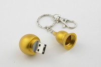 Wholesale 2016 New Design Gourd Shaped USB Memory Stick With Cheap USB Flash Drive Real GB GB GB GB