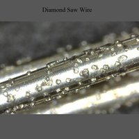 Wholesale m mm Diamond Cutting Wire for cutting stone glass silicon