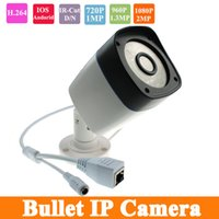 abs camera - ONVIF MP MP MP ABS Plastic Bullet Waterproof IP Camera P2P Smart Phone View Network Camera