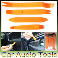 Wholesale Auto Car Radio Door Clip Panel Trim Dash Audio Removal Installer Pry Tool tools styling
