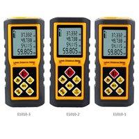 Wholesale KKMOON Handheld Portable High Precision Laser Range Detector Distance Meter System Sensor Distance Measureing Tool m m m