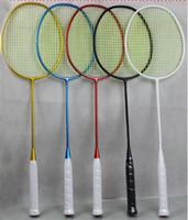 Wholesale U g Super Light pc T Jiont carbon Badminton Racket ultralight Badminton Racquet U