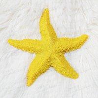 aquarium resin - The simulation of small starfish starfish resin color decoration decoration Home Furnishing aquarium creative platform