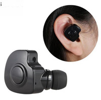 Cheap S560 Mini Bluetooth Headset Wireless Earphones MIC Handsfree Sport Ear Bud Mobile Phone Headset Headpones S530 for iphone 7 samsung