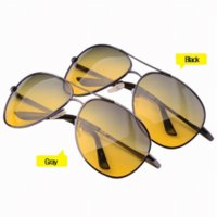 aaron day - Aaron Day Night vision glasses goggle Men s Polarized Sunglasses For Driving Car Sports Fishing Male Original Famous Sun Glasses