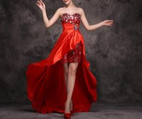 autumn party themes - Lady New Photo Studio Theme Clothing Sexy Lace fashion Women Even Party Gown Prom Dress Bridesmaid Wedding Dresses