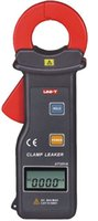 ammeter clamp - UT251A Counts RS High Sensitivity w Data Logging Leakage Current Clamp Meters Ammeter Multitester