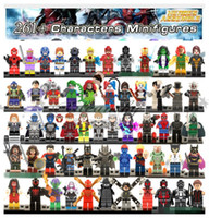 Wholesale 600pcs Minifigures For Single Sale Marvel Super Heroes star war avengers Batman harry potter building Blocks Model Bricks Toys M374
