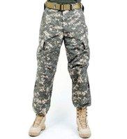al por mayor pantalones acu-Al por mayor-ACU pantalones de camuflaje pantalones para los pantalones de entrenamiento pantalones casuales guardapolvos