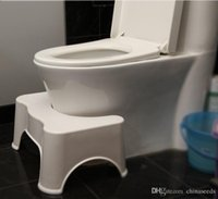 Wholesale Squatty Potty Toilet Stool Bathroom Accessories Squatty Potty inch ABS Plastic Original Toilet Stool Health Care Poo Poo Stool