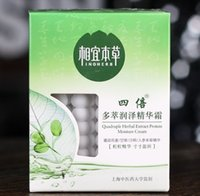 Wholesale New arrival Drop inoherb Quadruple herbal extract protein moisture cream g