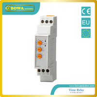 Wholesale ZHRT1 Series design AC DC Time relay for delay