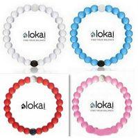 Wholesale 8 color size Silicone Bracelet Camo Transparent Silicone Bead Bracelet Femme For Women Men Pulseras femininas female jewelry