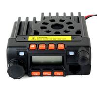 best transceivers - QYT KT Mini Mobile Radio Dual band MHz Transceiver KT8900 best black walkie talkie for car bus army etc