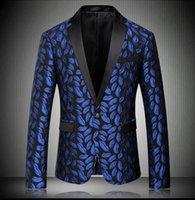 Wholesale New Men Veste De Loisir Herren Anzug Blazers Jackets Dress Suits Men s Casual Fashion Slim Fit Notched Lapel Blazers Suits