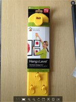 Wholesale Hang Level Picture Hanging Tool Yellow