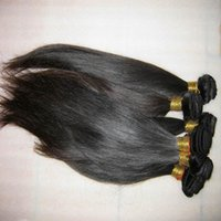 best service extensions - Newest school girl hot selling Malaysian Natural straight Hair extension mixed best service and fast shipping