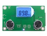 Wholesale DSP amp PLL Digital Stereo FM Radio Receiver Module MHz with Serial Control