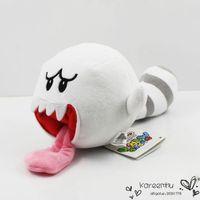 mario land - 10PCS Super Mario Bros D Land Plush Tanooki Tail Boo Ghost Soft Toy Stuffed Animal cm
