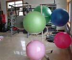 Wholesale yoga ball for fitness