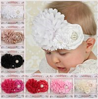 band peonies - Headband new baby headband new style quot Peony Ella Grace Baby girl Headband hair band Headband