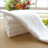 Wholesale bath towels for adults cotton top quality hotel bath towels white sets J14364