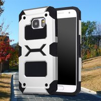armor item - High impact wholesales creative armor shockproof phone case for Samsung galaxy s7 Best quality popular item phone case display rack