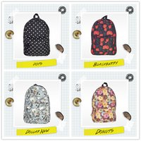 Wholesale High Quality Fullpriinting School Bags Shoulder Bags Reducing the Burden backpack Kids Students Schoolbag Boys Girls Children s Bags