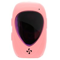 Wholesale New Smart Phone Watch Children Kid Anti Lost Wristwatch LBS GPRS GPS Locator Tracker Smartwatch Child Guard for iOS Android