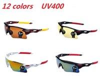Lunettes de soleil OEM UV400 lunettes de soleil polarisées sport lunettes de vélo ultra légères protection conduite de lunettes de soleil vélo de vélo Livraison gratuite