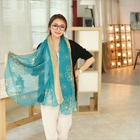 bali shipping - New top selling Women Scarves Hottest Fashion Soft Shawl Cotton and bali yarn Soft Scarf