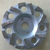 Wholesale Stone Diamond Cup Grinding Wheels