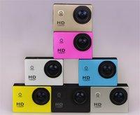 Wholesale SJ6000 Style Mega Pixels CMOS Sensor Sport action camera inch WIFI degee Lens M P H waterproof Helmet sport Camera