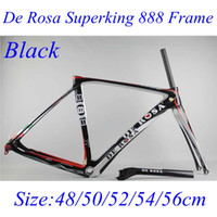 Wholesale More Color De Rosa Full Carbon Bike Frameset Colorful Decal K Weave With BB68 BB30 Bottom Bracket